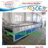 WPC pvc Door Board Production Line met New Design van 2016
