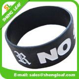 Factory Direct Eco-Friendly Bracelet en caoutchouc Debossed personnalisé Bracelet en silicone