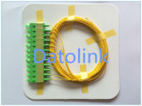 Отрезок провода SC/PC mm 50/125 Om3 0.9mm 2m LSZH