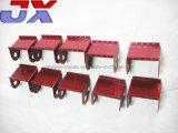 Metal de la precisión que estampa el sellado de encargo del metal de hoja del OEM de las piezas