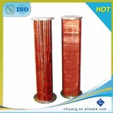 Scambiatore di calore tubolare industriale dell'aria del tubo e delle coperture per il compressore