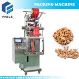 De Machine van de Verpakking van noten met Achter Verzegelende Zak