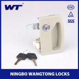 Blocage en plastique et clé de vente chaude de Wangtong