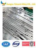 Materiale della lega di nichel di Inconel 600 per il tubo elettrico NU N06600 del riscaldamento