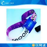 Свободно Wristband Hf сплетенный Ntag213 RFID случая празднества образцов