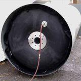 Bypass (다중 크기)를 가진 고압 Drain Inflatable Pipe Plug