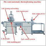 Máquina de formação plástica semiautomática Thermoformer
