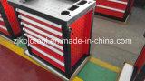 Профессиональная вагонетка инструмента Kolo Kraftwelle с шкафом инструмента 6drawers