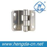 Горячий шарнир двери шкафа шарнира механических инструментов нержавеющей стали сбывания Yh9346