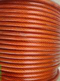Corde galvanisée par tension de fil d'acier de Hgih