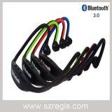 Fone de ouvido sem fio estereofónico do auscultadores de Bluetooth 3.0 do esporte do Neckband