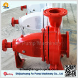 Bomba centrífuga da água industrial do baixo preço de ferro de molde do general China