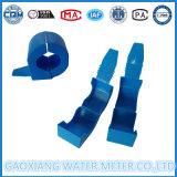 Muitos selos plásticos da segurança do medidor de água das cores