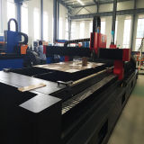 De automatische Machine van de Gravure van de Laser van de Vezel van de Reclame van de Stof Scherpe (tql-mfc2000-3015/tql-mfc1000-3015)