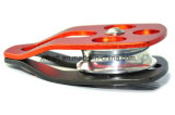 RescueのためのセリウムEn 12278 Aluminum Alloy Single Safety Pulley