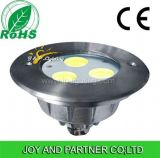 Acero inoxidable 9W RGB LED impermeable Piscina Luz (JP94636)