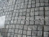 G684黒い花こう岩、タイル舗装する、玉石平板、G684の黒い真珠の花こう岩