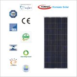 panneau solaire solaire polycristallin de 100watt Module/PV avec Inmetro