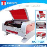 Triumph-Selbstfokus-kleine Holz-Laser-Ausschnitt-Maschine