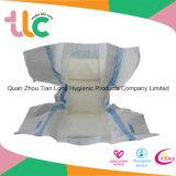 Изнеживать пеленку младенца пленки PE фабрики Fujian изготовления устранимую