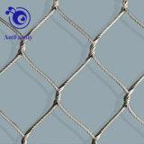 Edelstahl-Zwinge-Seil-Ineinander greifen für Tier
