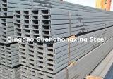 GB/T 706-2008 Q235B Q275D, laminé à chaud, la Manche Steelm, acier spécial,