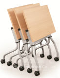 Alta qualità Folding Table per School e Office Training (HF-LS713A)
