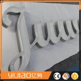 L'ultima resina di disegno 2015 illumina in su le lettere per il segno