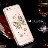 Мобильный телефон Case Wholesale Luxury Shining Diamond TPU Cover изготовления, iPhone 6s аргументы за Diamond