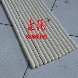 Tubo di ceramica Al2O3 di 99%