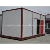 Самомоднейшая дом контейнера панельного дома низкой стоимости
