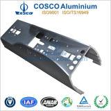 Konkurrierender Soem-Aluminium-/Aluminiumprofil-Strangpresßling für das Beleuchten mit der CNC maschinellen Bearbeitung