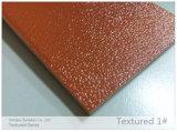 Textured/выбил/зерно/сделанный по образцу лист ВАЛЬМ для формировать вакуума