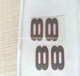 impresión gruesa de la insignia de Customeized de la etiqueta engomada del traspaso térmico 3D