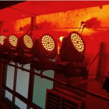 indicatori luminosi capi mobili di 36PCS 18W 6in1 RGBWA LED