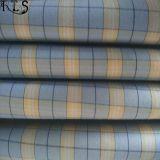Пряжа 100% поплина хлопка сплетенная покрасила ткань для рубашек/платья Rls40-35po