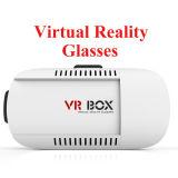 Carton de Google en verre de la réalité virtuelle 3D de la boîte 1.0 de Vr