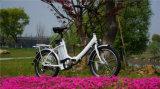 """쉬운 폴딩 20 """" 36V 250W 전기 자전거"""