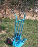 Trole da mão (HT1893) com o 2wheel, resistente, mercado de Europa