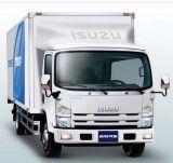 中国Isuzu軽いヴァンのトラック4X2
