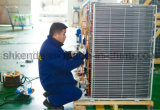 냉각 찬 룸 저온 저장을%s 공기에 의하여 냉각되는 압축 단위