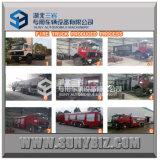 Isuzu Fvr 4000L - вода 8000L 4X2 и пожарная машина пены