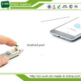 Lecteur flash de Gloden de lecteur flash d'OTG USB 3.0 pour l'iPhone