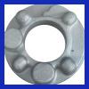 Präzisions-Stahlschmieden-Teile für Bewegungsautomobil, Bahnteile