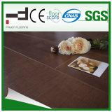 suelo de madera laminado grabado 12m m de 8m m para el hogar