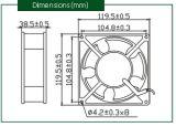 Wechselstrom-maximaler Luft-Fluss-Ventilator