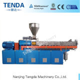 Tenda機械を作る対ねじ押出機カラーMasterbatch