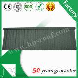 Azulejo de azotea de la viruta de la piedra de la hoja del material para techos del material de construcción