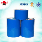 Bande marquée acrylique de BOPP (bleue)