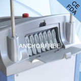 Anchorfreeの毛の管の取り外しのセリウムのための先発の美機械苦痛自由なElight